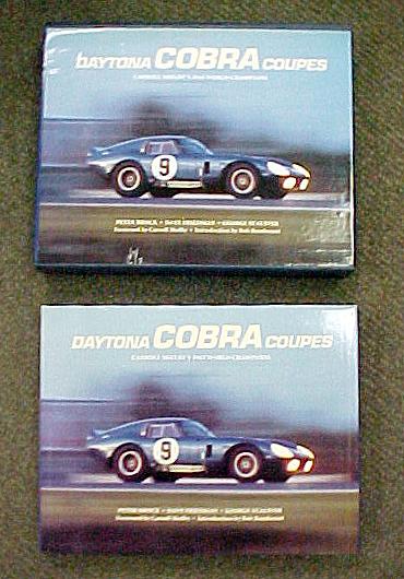Cobra Coupe Book