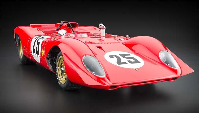 CMC Ferrari 312