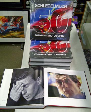 Clark Senna --Shleg