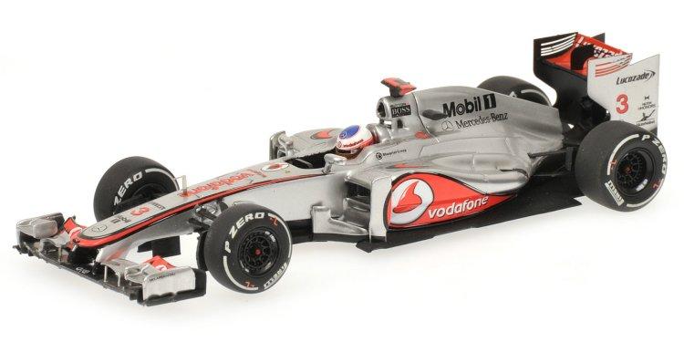 2012 MIN Resin McLarens