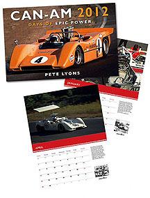 2012 Can Am Calendar