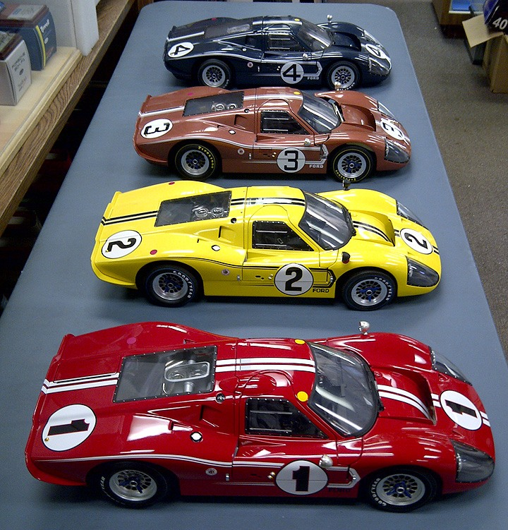 FORD MK IV COLLECTION