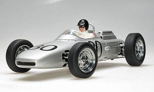 Porsche 804 Gurney Figure