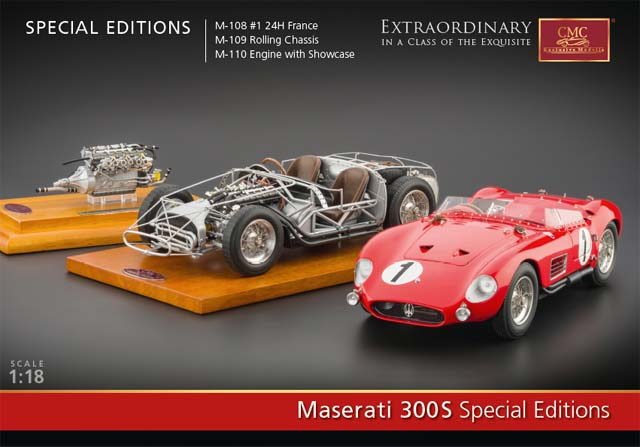 CMC Special Editions