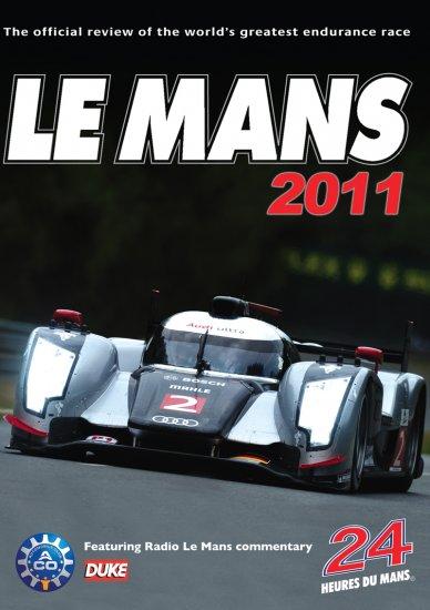 2011 LeMans DVD