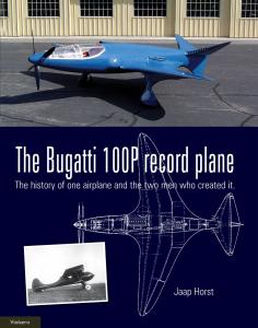 Bugatti Airplane Book