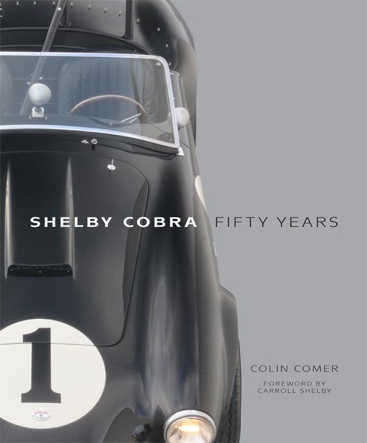 Shelby Cobra 50 Years