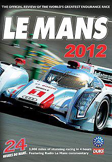 2012 LeMans DVD