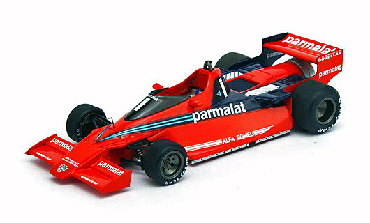 Brabham Fan Car - Lauda