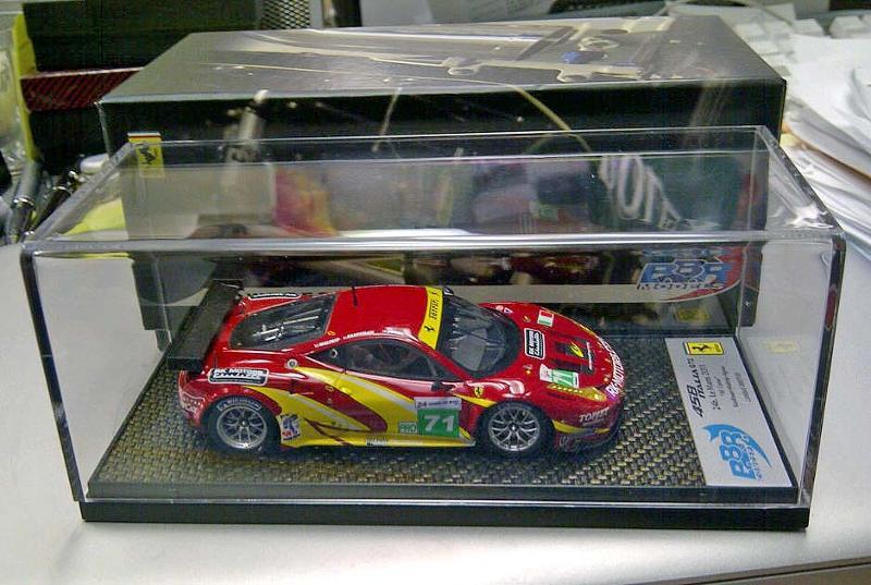 Waltrip Ferrari