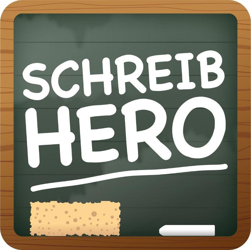 SchreibHero: Logo