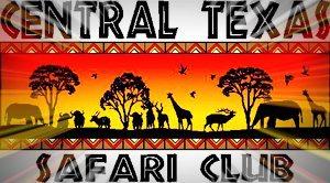 Central Texas Safari Club Logo