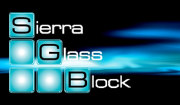 Sierra Glass Block web banner