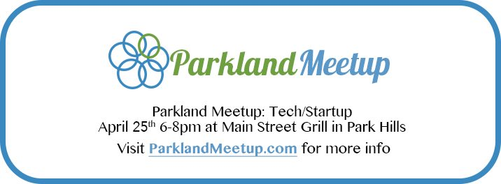 Parkland Meet Up Series
