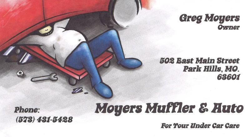 Moyers Muffler