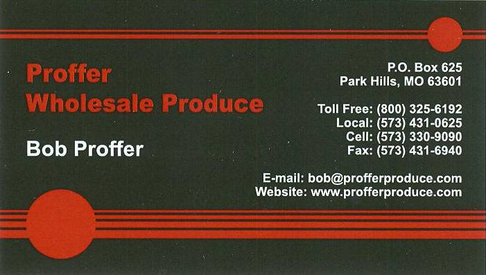 Proffer Produce