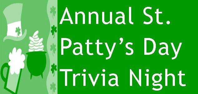 St. Patty's Day Trivia
