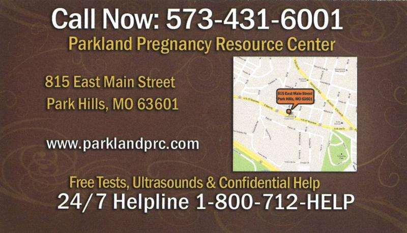 Parkland Pregnancy Resource