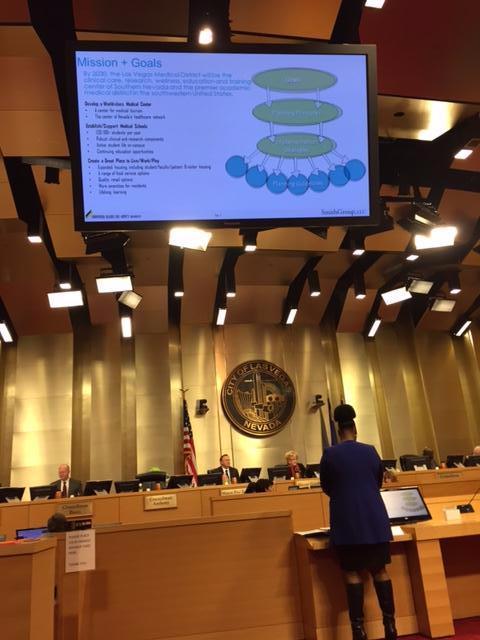 Dec. 16 City of Las Vegas Council Meeting
