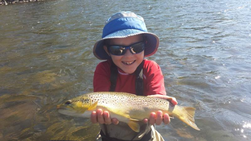 Denver vail fly fishing school fishing reports for Denver fly fishing guides