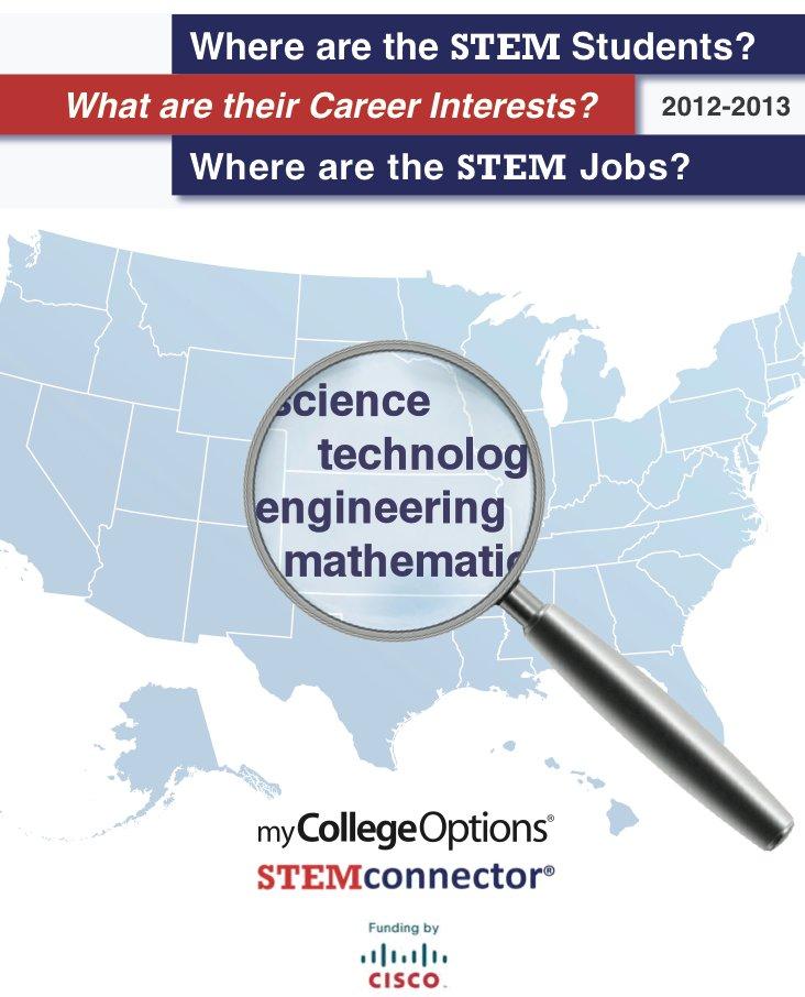 STEM Students & STEM Jobs