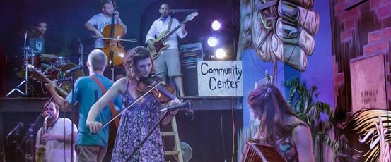 c center