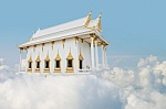 Temple on the Cloud