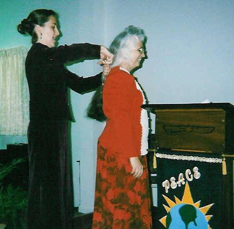 February 2000 haircut