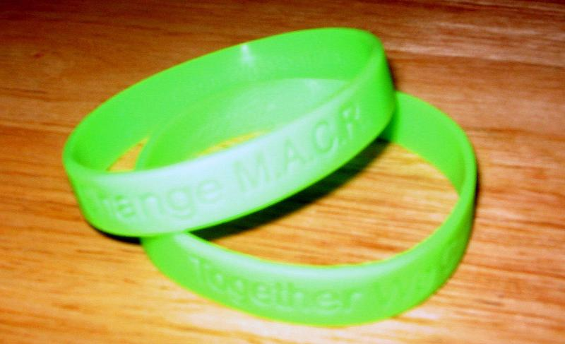 Change Macr Wristband