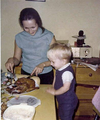 Thanksgiving 1968
