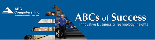 ABC Computers Newsletter Header