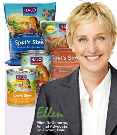 Ellen and Halo Pets