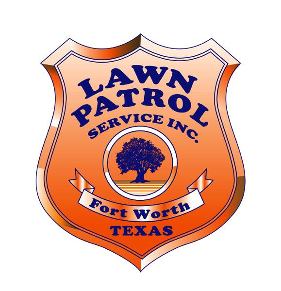 Lawn Patrol's Company Logo - TM