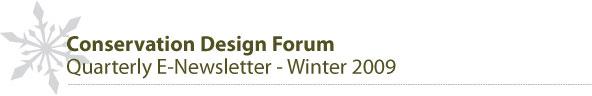 CDF Winter Newsletter