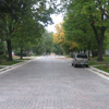 Charles City Permeable Streetscape