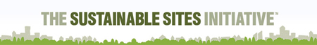 The Sustainable Sites Initiative