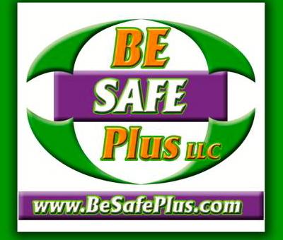 Be Safe Plus logo