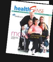 HealthSense Magazine