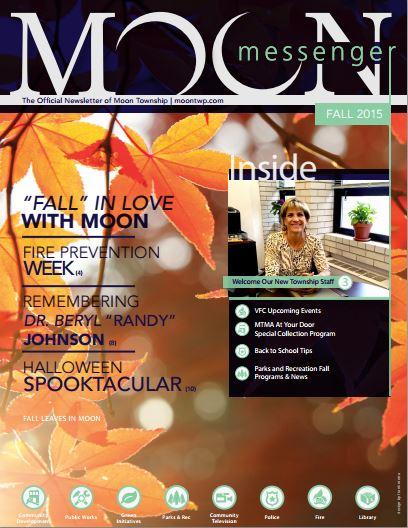 Fall 2015 Moon Messenger