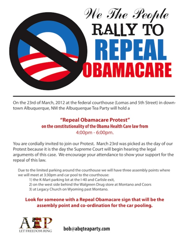 ObamaCare Rally 02