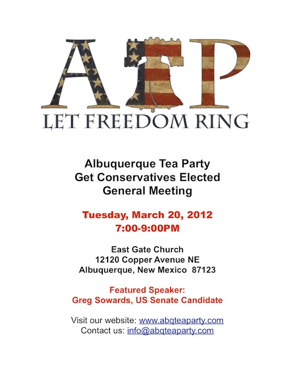 ATP March Monthly Meeting