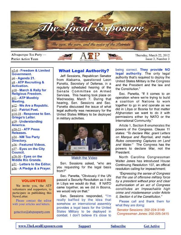 Issue3Number3Frontpage