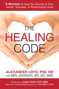 The Healing Code Cover