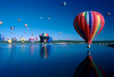 Paso Robles CA Balloon Festival