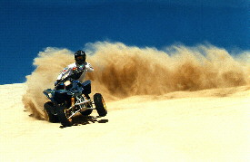 RV Rental Idea - Glamis Dunes