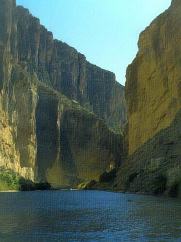RV Vacation Idea: Big Bend National Park