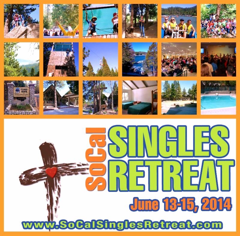 Singles retreat for men