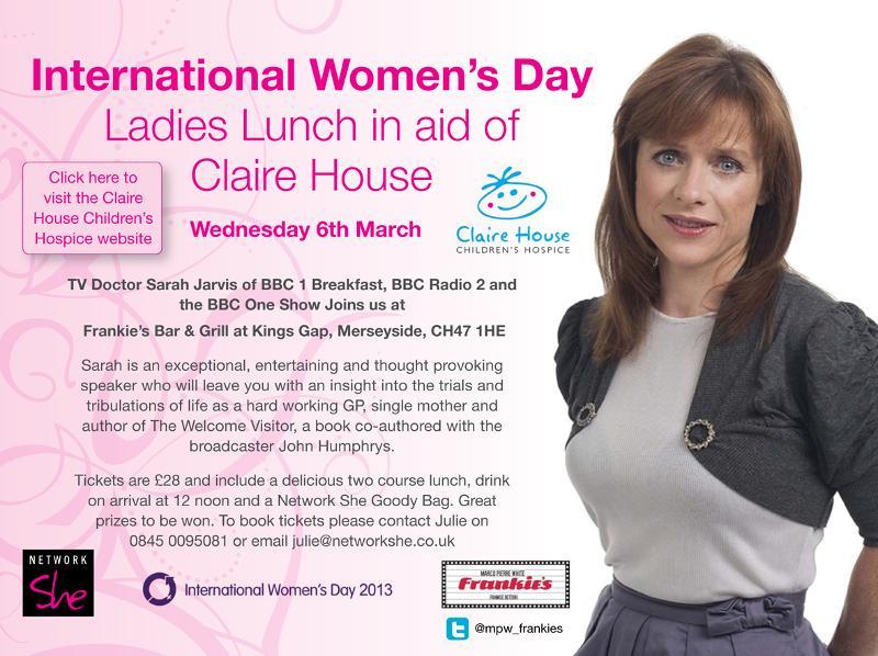 IWD Invite Merseyside 6 March