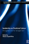 Book cover - Leadership as Emotional Labour
