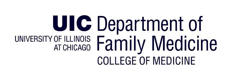 UIC College of Medicine - Dept. Family Medicine